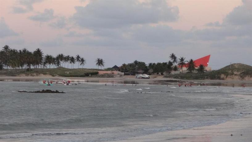 Chales Paraiso de Maracajau 1