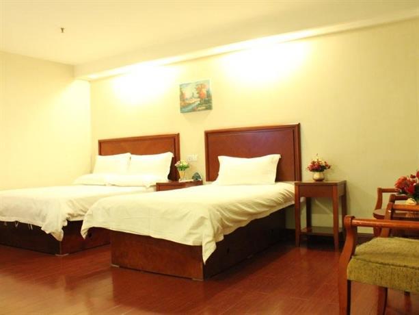 Green alliance lianyungang jiefang east road motor city for Motor city hotel deals