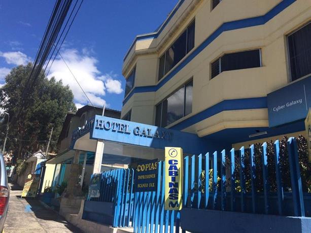 Galaxy Apart Hotel Quito