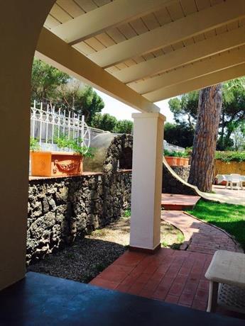Telefono Villa Ariosetto Ischia