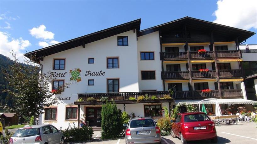 Hotel Traube Sankt Gallenkirch