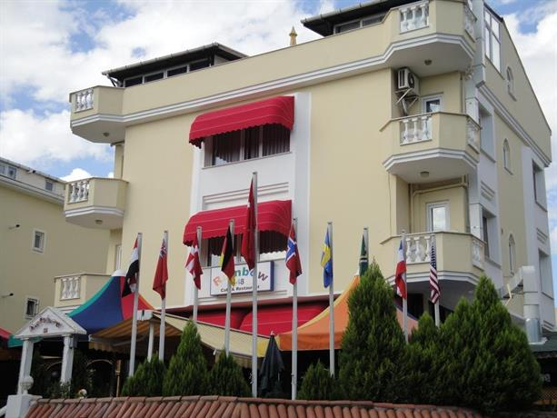 Rainbow 48 apart hotel istanbul compare deals for Appart hotel istanbul