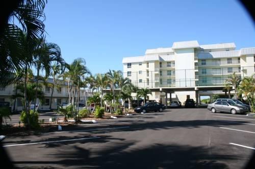 Windward Passage Hotel Beach Distance