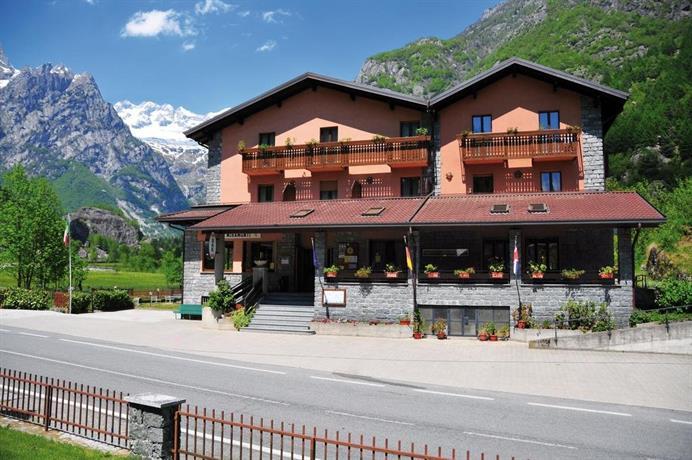 Val Masino Hotel Miramonti
