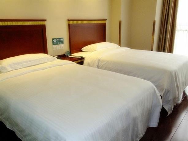GreenTree Inn JiangSu NanTong HaoHe Scenic Spot HaoXi Bookstore Express Hotel