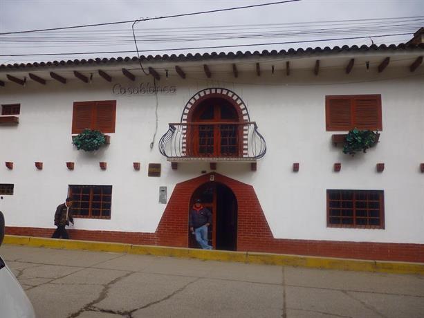 Hospedaje Casa Blanca Huaraz