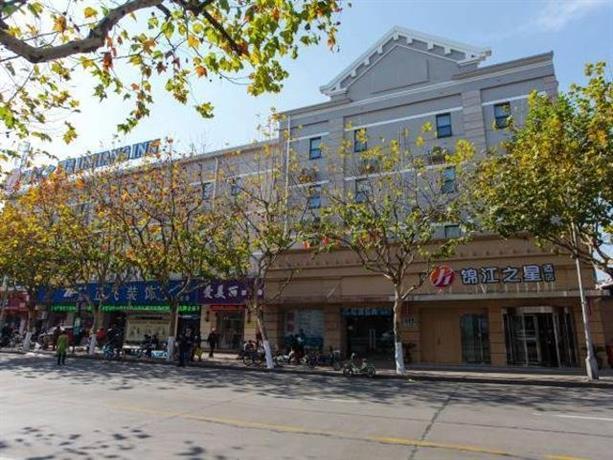 Jinjiang Inn Shanghai Jiading Subway North Station Jinsha Road