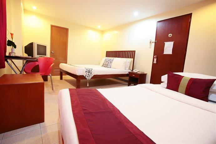 Naga Land Hotel Rooms
