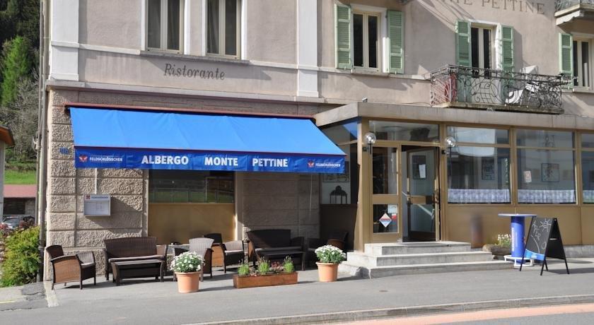 Hotel Monte Pettine Ambri