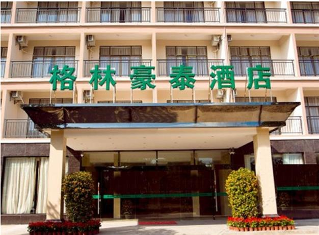 GreenTree Inn Hainan Sanya Fenghuang Jichang Road Business Hotel