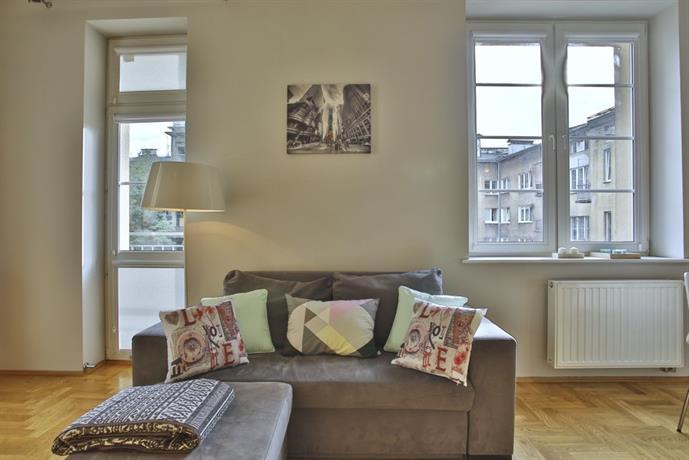 Apartament Krasinskiego