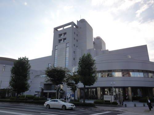 Hiroshima International Youth House JMS Aster Plaza