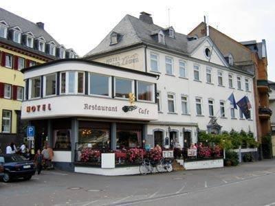 Hotel Zum Goldenen Lowen St Goar