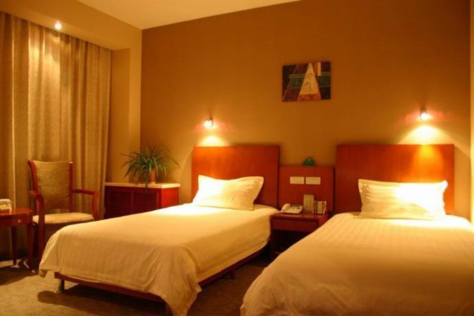 GreenTree Inn Beijing Happy Valley Express Hotel