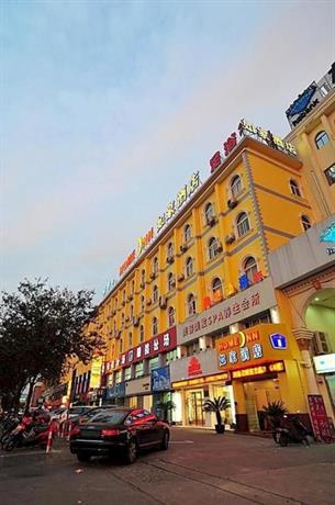 Home Inn Shanghai Jiading Tacheng Road