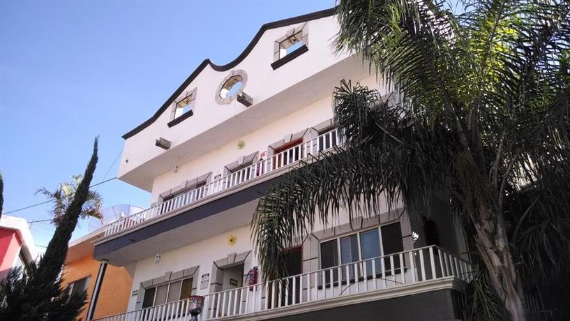Hotel Colonial Yautepec de Zaragoza
