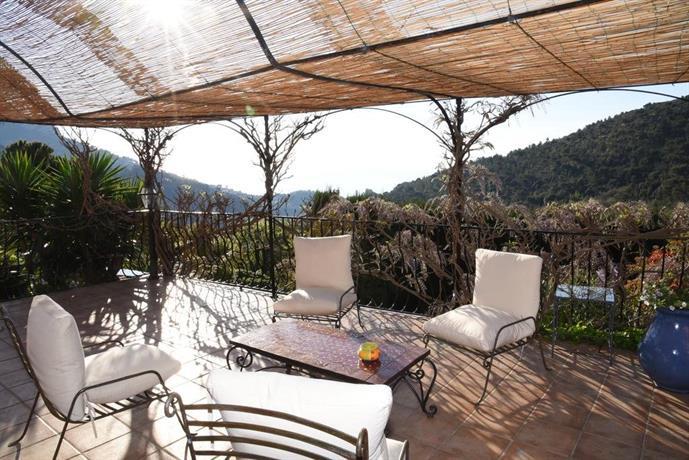 Le mas de l 39 aighetta ze sammenlign hoteldeals for Le mas provencal eze