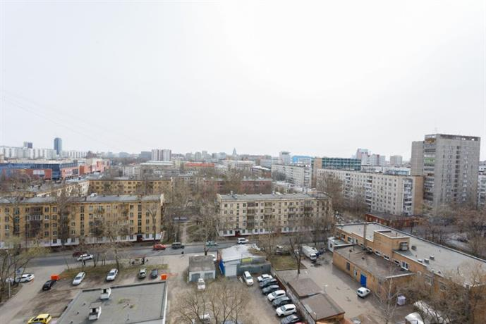 Standard Brusnika Apartments Maryina Roshcha