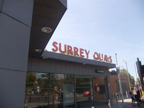 Hotels In Surrey Quays London