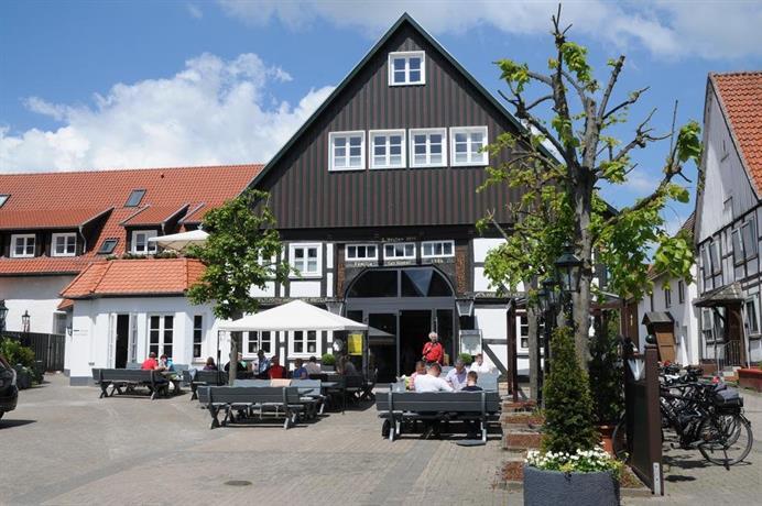 Hotel Ten Hoopen Restaurant Deele Warburg