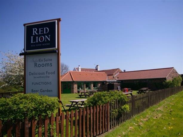 The Red Lion Upper Poppleton