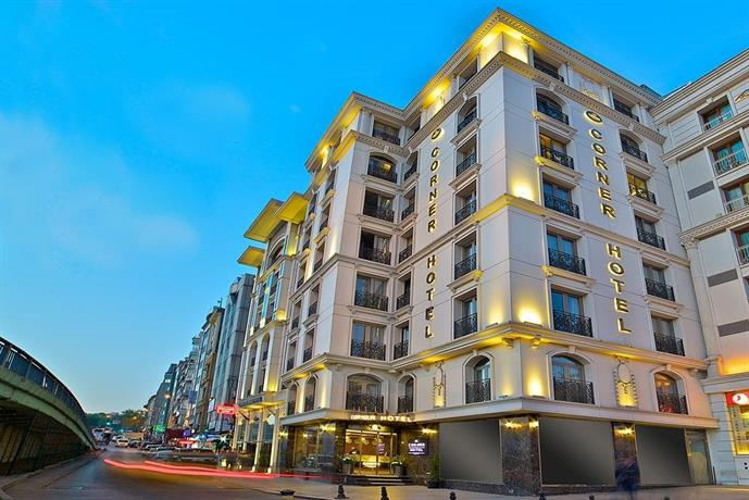 Corner hotel laleli istanbul compare deals for Laleli hotels