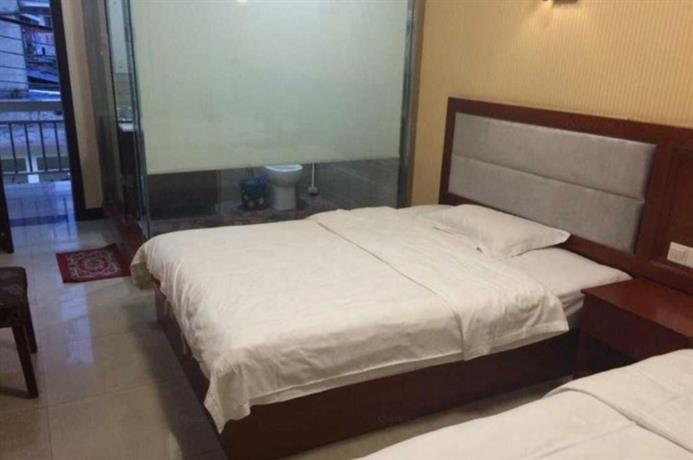 Nanchong Langzhong Langnan Inn
