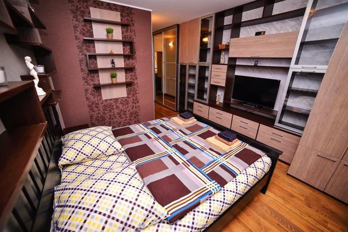 Crocus Podmoskovnyij Bulvar Apartments