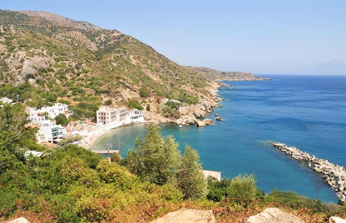 Marina Hotel Agios Kirykos