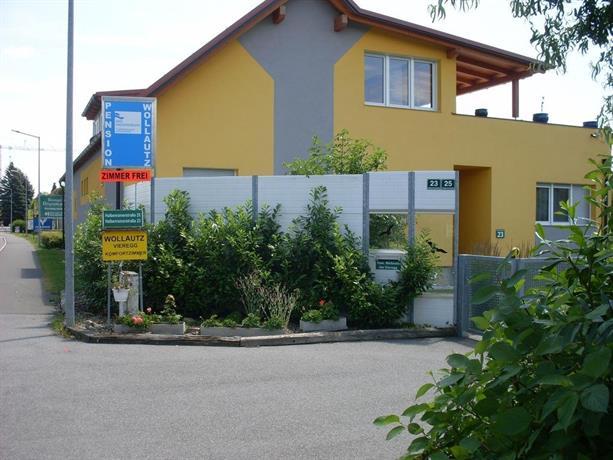 Gastehaus-Fruhstuckspension Wollautz