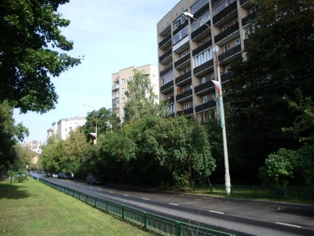 Lux Apartments at Sokol