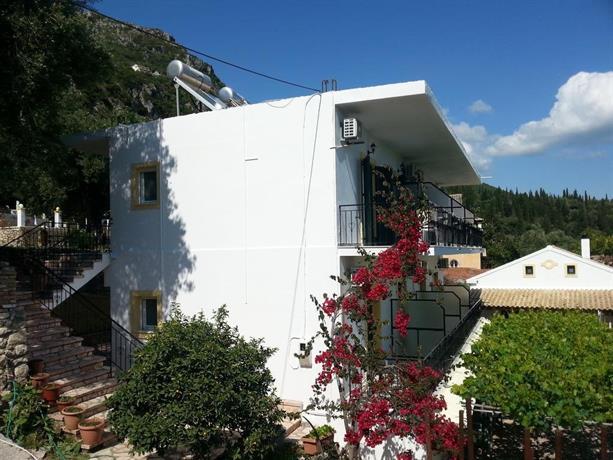 Katerina Studios Paleokastritsa Corfu Island