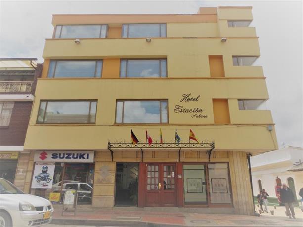 Hotel Estacion Sabana
