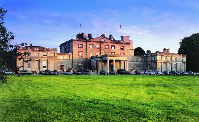 Cally Palace Hotel Gatehouse Of Fleet
