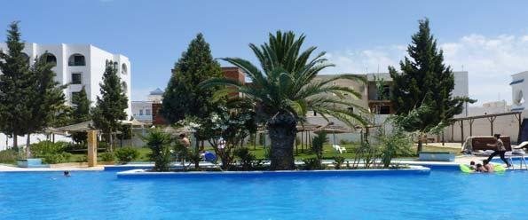 Aqua Residence Hotel Sousse