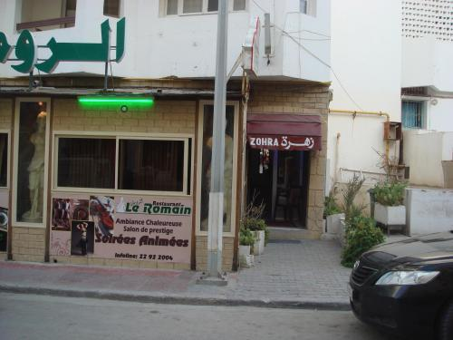 Zohra Hotel Sousse