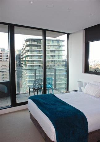 Apartments Melbourne Domain - St Kilda Rd Precinct