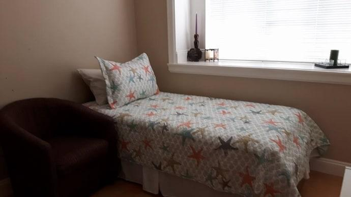 Homestay in Burnaby near New Westminster Airport