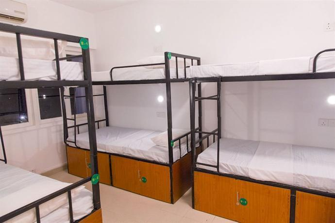 Hostel at Galle Face