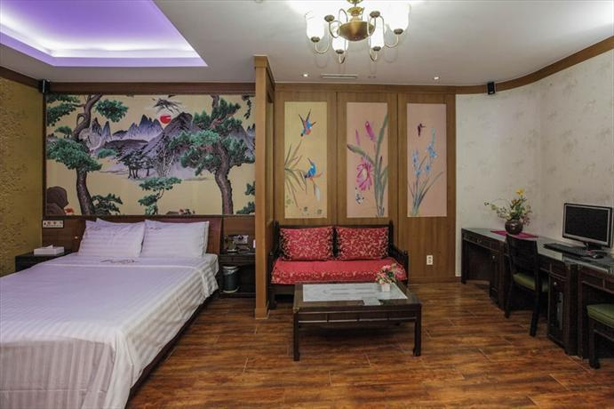 Cheonan Best B Hotel