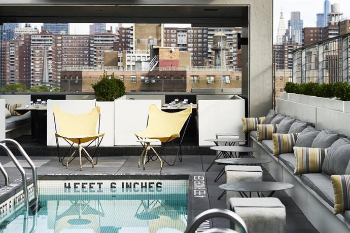 Hotel americano new york city compare deals for Americano new york