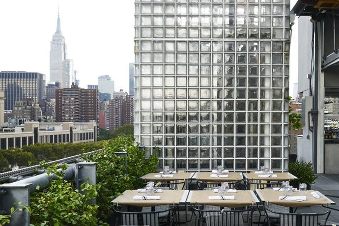 Hotel americano new york city compare deals for Hotel americano nyc