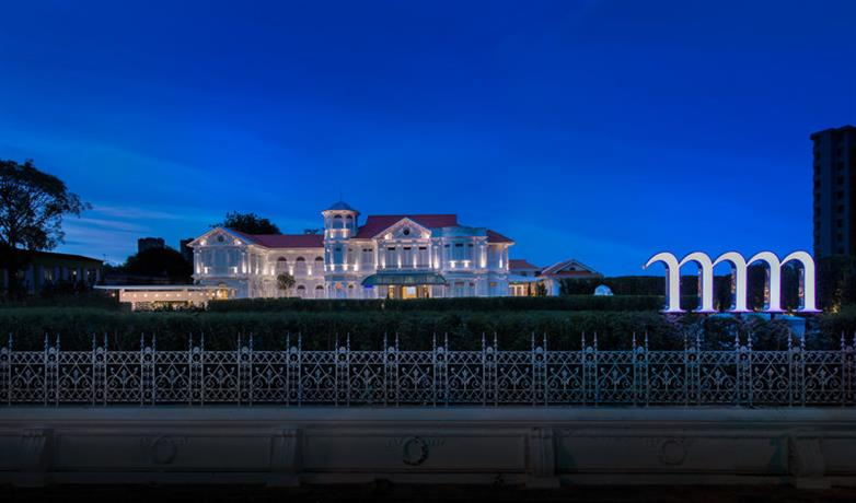 Eight Rooms Macalister Mansion George Town Compare Deals