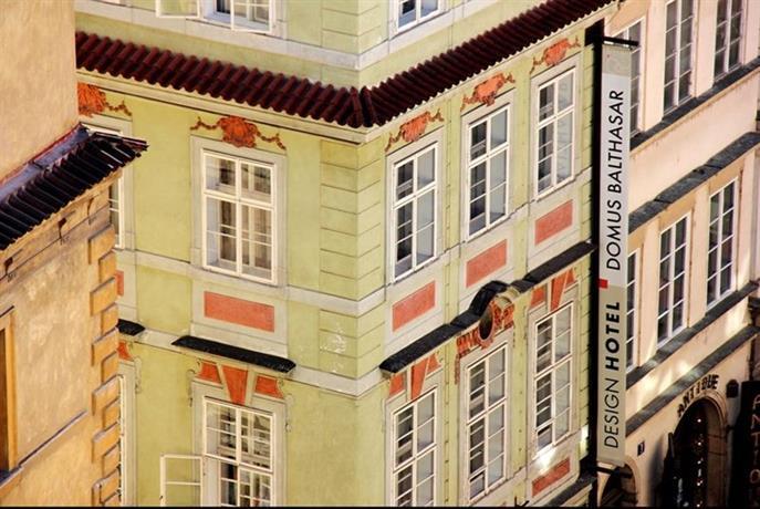 Domus balthasar design hotel prague compare deals for Domus balthasar prague