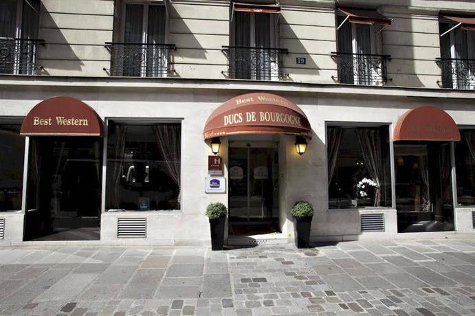 BEST WESTERN  Hôtel Ducs De Bourgogne