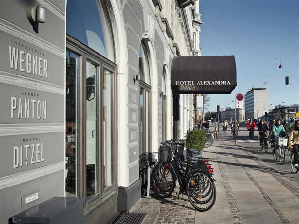 Alexandra Hotel Copenhagen