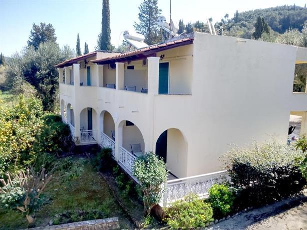 Villa Thomas Corfu Island