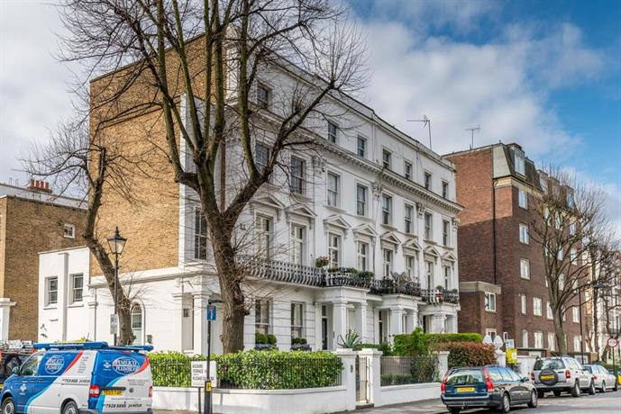 Notting Hill Apartment Bayswater London