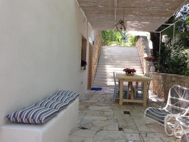 Gelsomoro beach house
