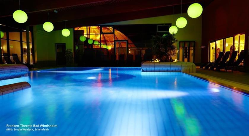 Vital Hotel Therme Bad Windsheim